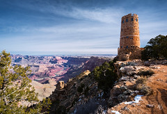 Desert View Watchtower (@archphotographr) Tags: â©hassanbagheri â©hbarchitecturalphotography archphotographr marycolter canoneos5dmarkiii ef1635mmf28liiusm march us arizona grandcanyon grandcanyonnationalpark desertview desertviewwatchtower 2018 winter ©hassanbagheri ©hbarchitecturalphotography