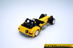 2-7 (Marc 'Edge' R.unde) Tags: lego caterham seven 620r city speed champions minifg scale