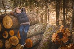Spring mode: on (brooneq) Tags: noise noisenetpl fotograf brunociechorski photographer portrait kid boy child canon 7d