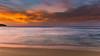 Soft and Slow Sunrise Seascape (Merrillie) Tags: daybreak sunrise cloudy australia nsw centralcoast clouds sea newsouthwales rocks earlymorning morning water landscape ocean nature sky waterscape coastal seascape outdoors killcarebeach dawn coast killcare waves