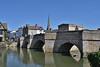 St Ives Bridge (philk_56) Tags: stives cambridgeshire huntingdonshire medieval stone river ouse arches chapel