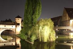 Henkersteig Nürnberg (silbel22) Tags: nacht langzeitbelichtung brücke nürnberg