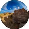 THE ROCK OF FAIHT (East of 29) Tags: johnsamuelson samuelsonrocks therockoffaiht joshuatreenationalpark fisheye desert sliderssunday