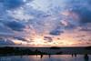 Sunset (D. R. Hill Photography) Tags: thailand asia southeastasia sunset pool swimmingpool travel sky clouds phuket nikon nikonfe2 fe2 voigtlander voigtlandercolorskopar28mmf28 colorskopar cosina 28mm primelens fixedfocallength manualfocus wideangle film analog 135 35mmfilm fuji fujifilm fujisuperiaxtra400 superia