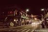 Ybor City Street (J. Parker Natural Florida Photographer) Tags: street night city urban road car dark grainy retro warm yborcity ybor tampa tampabay hillsborough downtown florida centralflorida vsco vscofilm
