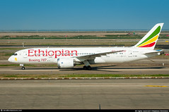 [PVG.2016] #Ethiopian.Airlines #ET #Boeing #B788 #ET-AOS #Lucy #awp (CHR / AeroWorldpictures Team) Tags: ethiopian airlines boeing 7878 dreamliner msn 34747 75 eng genx1b reg etaos aircraft named lucy history first flight built site everett kpae delivered ethiopianairlines et eth config cabin c24y246 ethiopia airways b787 787 b788 plane aircrafts airplane planespotting twy taxiways shanghai pudong pvg china nikon d300s nikkor 70300vr raw lightroom aeroworldpictures awp 2016 zspd