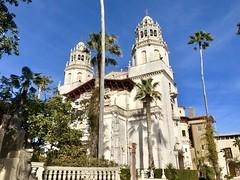 Hearst Castle, San Simeon, CA (- Adam Reeder -) Tags: sky california united states unitedstates west coast pacific