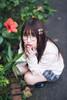 DSC_8348 (yukirasei) Tags: 人像 外拍 師大 cos girl 紫絃 nikon cute