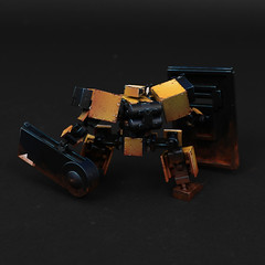 031610_11_210018 (3D-Foundry) Tags: coolminiornot puttyandpaint miniatures miniaturepainting gaming wargaming painting weathering 3dprint 3dprinting shapeways miniature cg cgart 3dmodeling lowpoly 3d modeling mecha mech scifi geometric cube robot