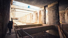 "Visita a la plaça de les Glòries i als túnels viaris • <a style=""font-size:0.8em;"" href=""http://www.flickr.com/photos/53048790@N08/40148957524/"" target=""_blank"">View on Flickr</a>"