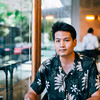 Mike @ Amici (norsez) Tags: garden man paragon siam thai