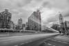Sydney, Central. (Eddy Summers) Tags: urban longexposure sydney australia landscape city monochrome pentax pentaxk1 pentaxaustralia smc24mm28