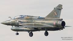 French Airforce Mirage 2000D 677 (william.spruyt) Tags: airplane aircraft jet airforce french mirage 2000d frisianflag leeuwarden military