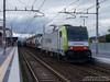 E483.309 CTI (NickETR470) Tags: captrain cti italia italy rail ferrovie ferrovia fs if carrara cisterne tank akiem