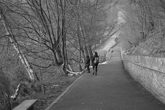 2018-03-18_IMG_4889 (MTengelmann) Tags: 2018 scotland lanark newlanark march cold winter blackandwhite
