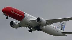 IMG_5315 G-CKOG (biggles7474) Tags: boeing 787 b7879 b789 dreamliner takeoff departure egkk lgw london gatwick airport norwegian norwegiancom nrs longhaul gckog paco de lucia