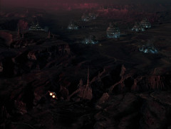 Geonosis (magawolaz) Tags: starwars attackoftheclones episodeii ewanmcgregor geonosis geonosian jedi jedistarfighter slavei bobafett jangofett