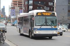 IMG_5617 (GojiMet86) Tags: mta nyc new york city bus buses 2009 orion vii ng hlf 4550 b62 jackson avenue 47th road