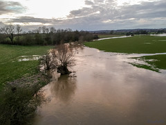 River Leam In Flood 2nd April 2018 (boddle (Steve Hart)) Tags: hunningham england unitedkingdom gb steve hart boddle steven bruce wyke road wyken coventry united kingdon great britain canon 5d mk4 6d dji spark djispark wild wilds wildlife life nature natural bird birds flowers flower fungii fungus insect insects spiders butterfly moth butterflies moths creepy crawley winter spring summer autumn seasons sunset weather sun sky cloud clouds panoramic landscape 360