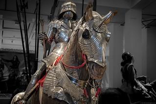 Gothic armour (circa 1475-85)