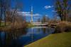 Olympiapark München (Jutta Achrainer) Tags: achrainerjutta fe24105mmf4goss sonyalpha7riii olympiaturm münchen olympiapark himmel