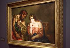 DSC_0671 (Juan Valentin, Images) Tags: eugènedelacroix romantic romanticismopintor paintings museedulouvre paris france art arte museos pinturas juanvalentin louvre muséedulouvre