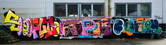 HH-Graffiti 3577 (cmdpirx) Tags: hamburg germany graffiti spray can street art hiphop reclaim your city aerosol paint colour mural piece throwup bombing painting fatcap style character chari farbe spraydose crew kru artist outline wallporn train benching panel wholecar