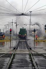 200-05_Milano_24mar13 (treni_e_dintorni) Tags: ferrovienordmilano fnm fnm200 2005 milanosmistamento treniedintorni trenidintorni thomasradice rotonda züge dampf