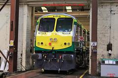 IR_04_2018_304 (HK 075) Tags: rpsi branch line wanderer railtour cie ir ie irish railways éireann iarnróid rail fanning class 071 121 141 181 201 diesel locomotive