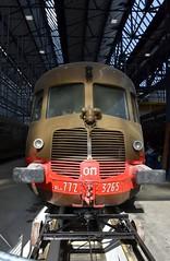 ALn772 3265 OM (luciano.deruvo) Tags: aln aln7723265 depositolocomotive pistoia porteaperte om fs automotricileggere ferroviedellostato trenostorico