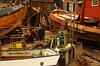 Spakenburg old harbour 2017 (alex.vangroningen) Tags: wood man worker water warf dutch village museum fishing boat nikond2h sharp