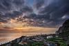 Jardim do Mar (Luis Ftas) Tags: jardimdomar calheta madeira madeiraisland discovermadeira luisftas luísfreitasphotos sunset pôrdosol sky clouds