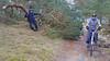 20180331_153221b (wos---art) Tags: bildschichten schneebruch sturmbruch äste bäume aufräumen haufen