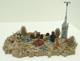 Tales on Tatooine: Twin Suns