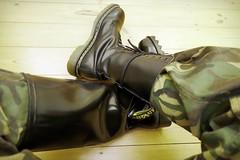 Choice (essex_mud_explorer) Tags: nora dolomit dolomite wellies wellingtons wellingtonboots wellington boots welly gummistiefel gumboots rainboots rubberlaarzen drmartens martens doc docs docmartens doctormartens dms 14hole airwair camo