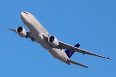 HZ-AK74   Boeing 777-FFG   Saudia Cargo (cv880m) Tags: newyork kennedy jfk kjfk aviation aircraft airplane jetliner airliner airline hzak74 boeing 777 772 77f 777200 777ffg 777f saudia saudiarabianairlines saudiarabia freighter aircargo cargo saudiacargo freight