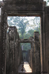 Courtyard - Angkor Wat, Cambodia (cattan2011) Tags: nationalpark building architecturephotography architecture temple ruins angkorwat cambodia traveltuesday travelphotography travelbloggers travel naturelovers natureperfection naturephotography nature landscapephotography landscape