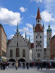 Altes Rathaus (jrw080578) Tags: townhall clocktower buildings germany deutschland munich münchen rathaus bavaria bayern