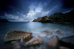 Bretagne - Ouessant (liverato.romain) Tags: bretagne ouessant granit roche rocher mer cote nuages