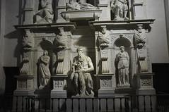 Rome Michelangelo Moses (ferhat_culfaz) Tags: art fuji italia italy roma rome streetphotography x100 michelangelo moses statue church