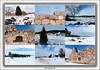 Bomarsunds fästningsruin (evisdotter) Tags: bomarsund fästning fortress winter snow allpicssooc landscape prästöbron sund åland collage