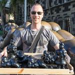 Selling Botero souvenirs :D thumbnail
