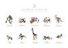 Amazing Animals: Creator Set 31034 AMOCs (dvdliu) Tags: 31034 lego moc amoc creature animal nkubate