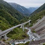 The Otira Viaduct in Arthur's Pass National Park thumbnail
