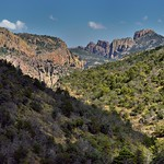 Lost Mine Peak Beyond the Hillsides and Mountainsides (Big Bend National Park) thumbnail