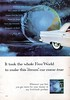 1955 World Wide Ford Thunderbird Page 1 Aussie Original Magazine Advertisement (Darren Marlow) Tags: 1 5 9 19 55 1955 w world wide f ford t thunderbird tbird c car chrome cool collectible collectors classic a automobile v vehicle u s us usa united states america american 50s