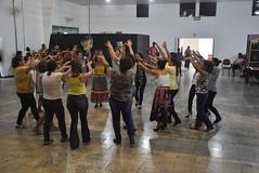 """Palestra """"O valor do feminino"""" (Prefeitura de Franco) Tags: diadamulher março2018 diadasmulheres encontromulheres vivência elas palestra"""