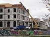 Строительство зданий на берегу Исети (ayampolsky) Tags: екатеринбург исеть строительство