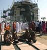 DSC_2262 (rajashekarhk) Tags: mahamastakabhisheka gomateshwara bahubali shravanabelogola jainism jain digambaras digambara jaingurus nakedswamiji nudeguruji rajashekar religus religousfestival rare oncein12years karnataka southindia india hkr heritage history