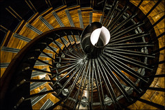 STAIRCASE  GRAND PALAIS  -   PARIS (J.P.B) Tags: grand palais paris museum escalier staircase geometry france escalierencolimaçon enspirale spiralstaircase wendeltreppe escaleraencaracol enespiral musée